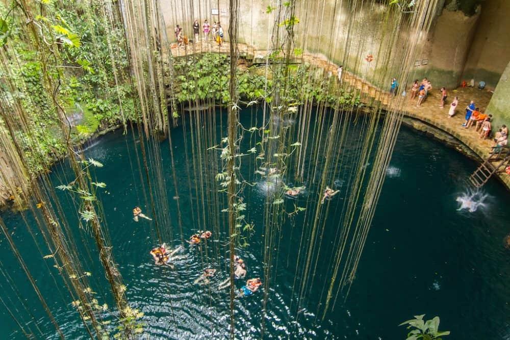 Yucatán Peninsula Cenotes