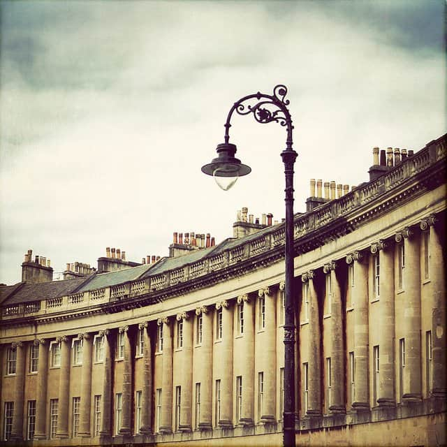 Top ten best European cities for travel snobs, Bath on GlobalGrasshopper.com