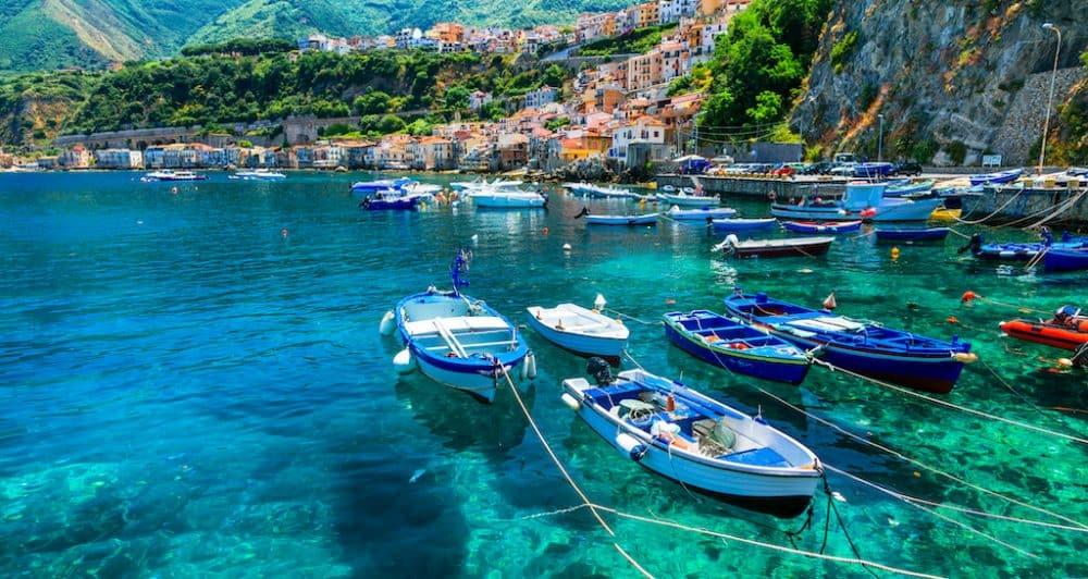 Calabria - hidden gems in Italy