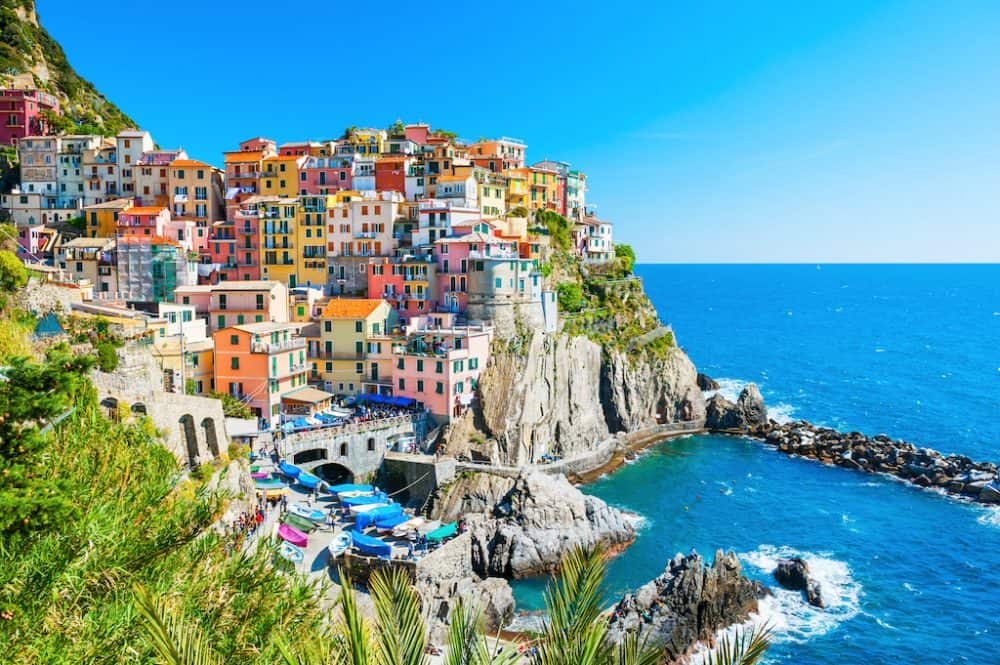 Beautiful places of Italy - discovering Cinque Terre