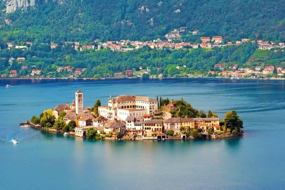 Lake Orta - hidden Italy
