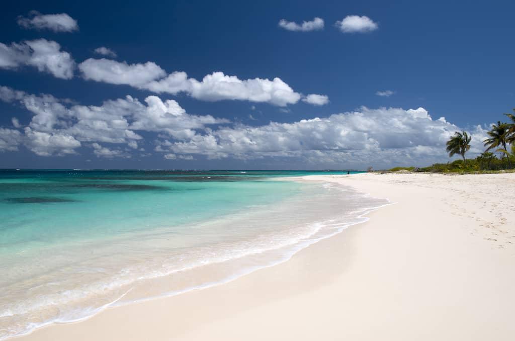 Shoal Bay Caribbean