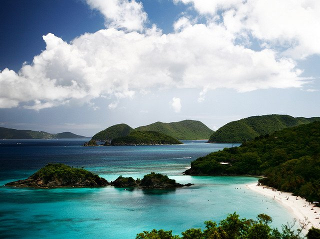 Top 10 best Caribbean beaches, St Johns, on GlobalGrasshopper.com
