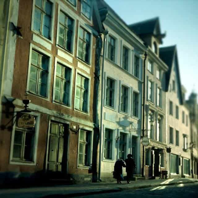 Top ten best European cities for travel snobs, Tallinn on GlobalGrasshopper.com