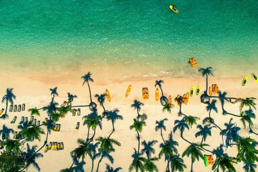 Top 10 best Caribbean beaches