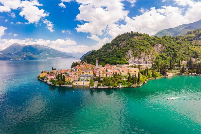 most beautiful places to visit in Italy