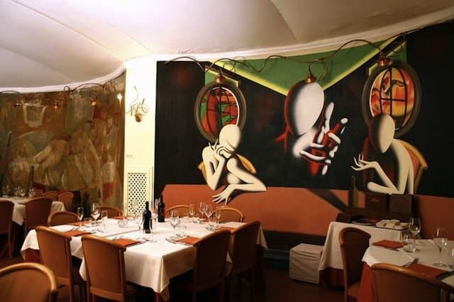 Antica Pesa, Top 10 Rome restaurants