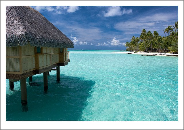 Romantic travel destinations, Bora Bora on GlobalGrasshopper.com