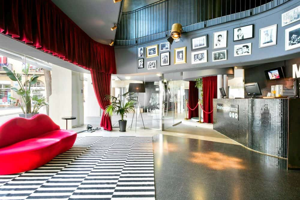 Top 12 cool and unusual hotels in Barcelona Global Grasshopper