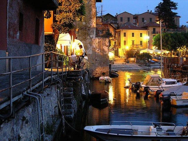 Romantic travel destinations, Lake Como on GlobalGrasshopper.com