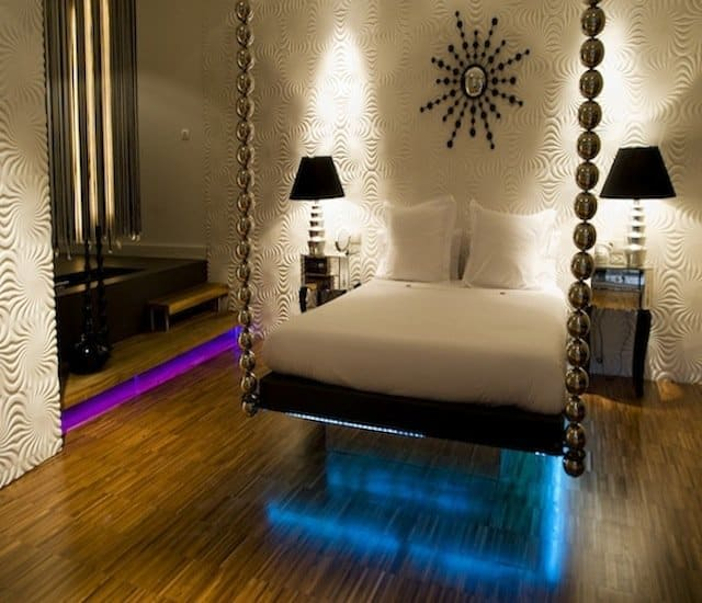 Abalu Hotel Madrid on GlobalGrasshopper.com
