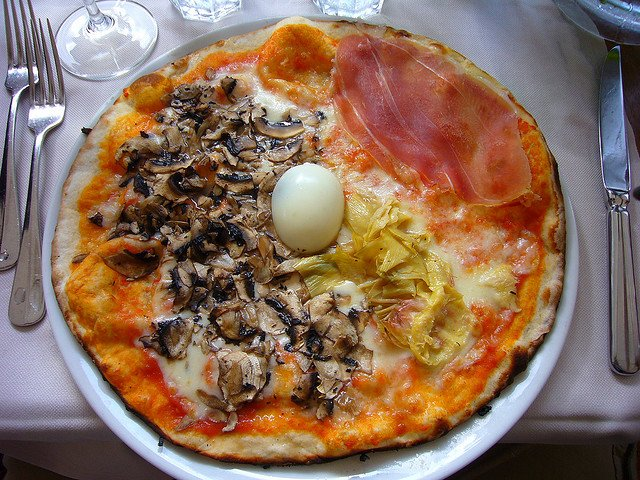 Popi Popi, Top 10 Rome restaurants