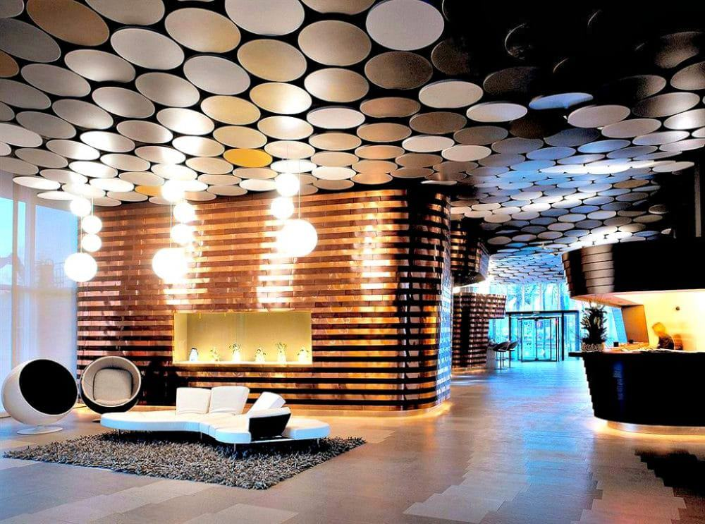 Top 12 cool and unusual hotels in barcelona travel blog for Cool design hotel