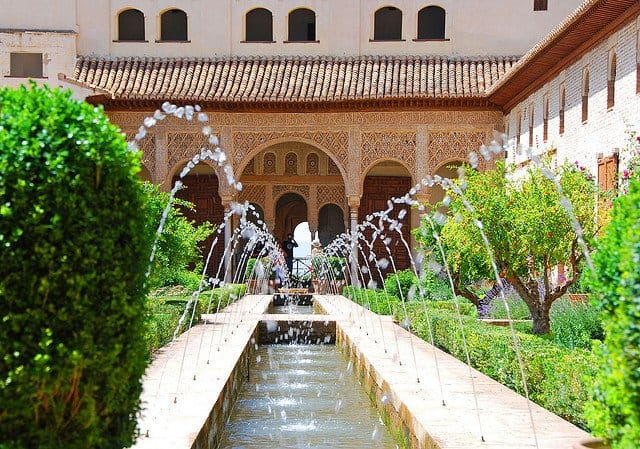 Alhambra Grenada, Spain on GlobalGrasshopper.com