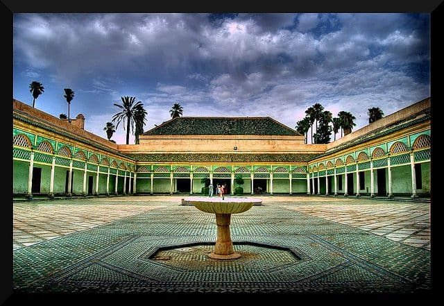 Bahia Palace - Places to visit in Marrakech on GlobalGrasshopper.com