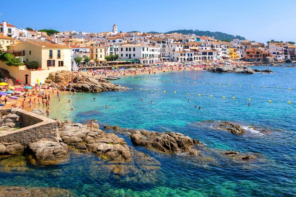 Costa Brava - a very beautiful part of Spain