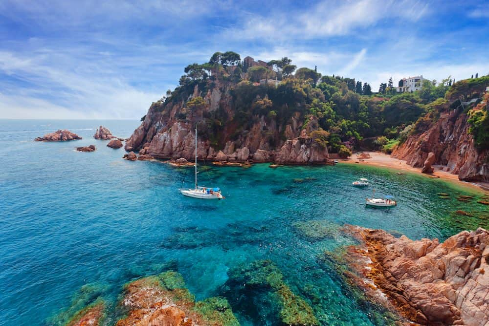 Costa Brava Spain - top places to visit in Spain