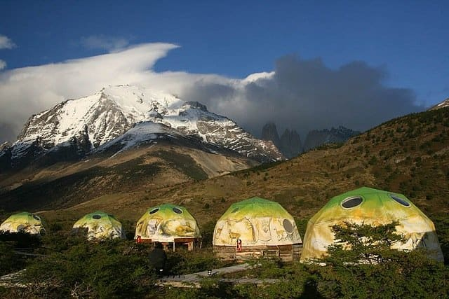 EcoCamp, Patagonia Chile - Glamping destinations for travel snobs - GlobalGrasshopper.com