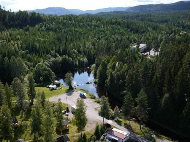 Halvorseth Yurts & Camping, Prestfoss-Sigdal - Glamping destinations for travel snobs - GlobalGrasshopper.com