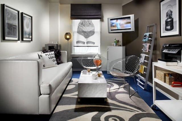 top 10 cool and unusual hotels in san francisco. Black Bedroom Furniture Sets. Home Design Ideas