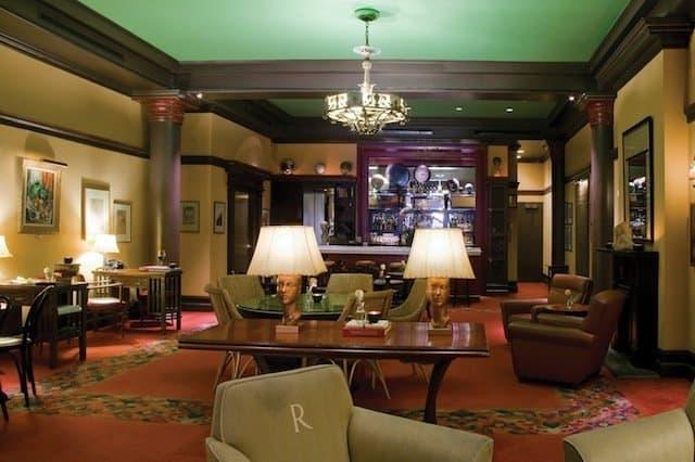 Hotel Rex, cool hotels San Francisco on GlobalGrasshopper.com