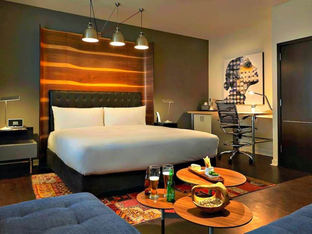 Top 12 cool and unusual hotels in san francisco boutique for Top 10 boutique hotels in the world