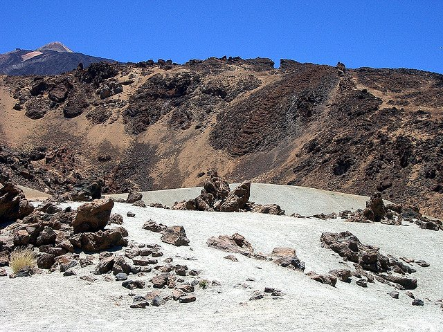 Mount Teide, Tenerife on GlobalGrasshopper.com