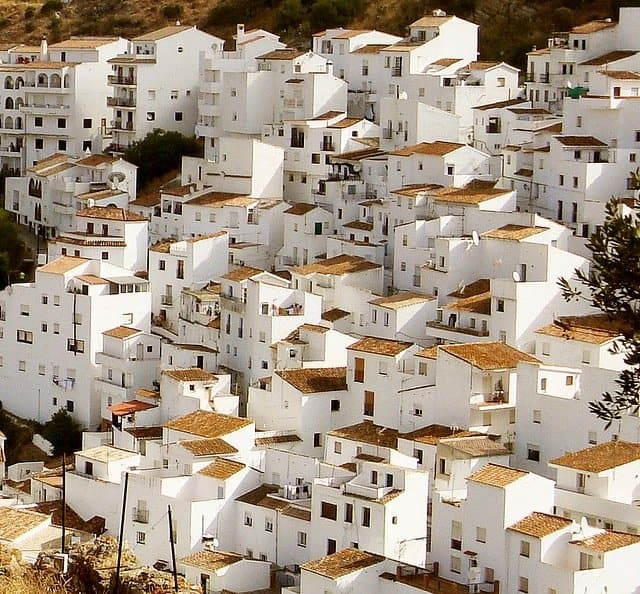 Pueblos-Blancos - Most most beautiful places to visit in Spain on GlobalGrasshopper.com