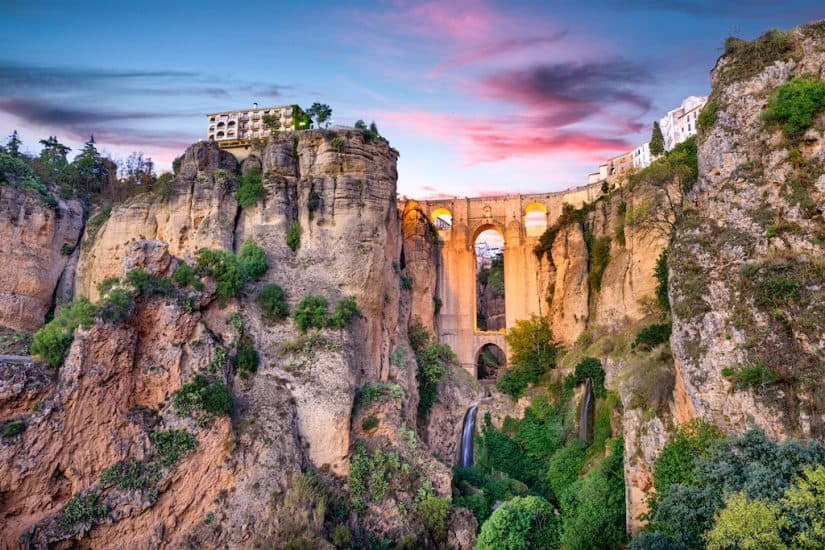 Top 20 of the most beautiful cities in Spain