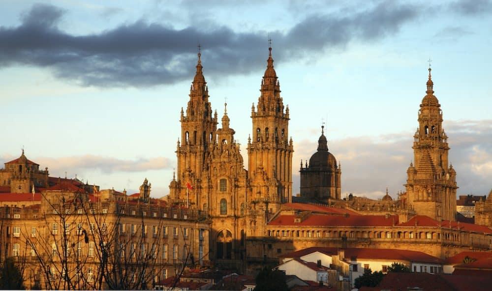 Santiago de Compostela - a stunning place to Spain