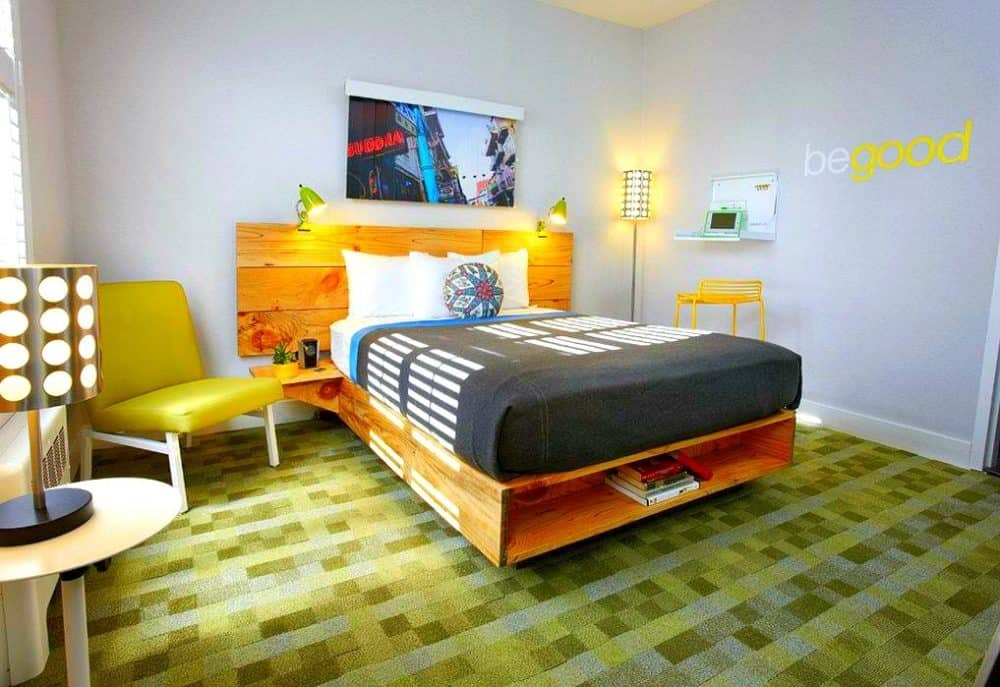 Top 12 cool and unusual hotels in San Francisco Global Grasshopper