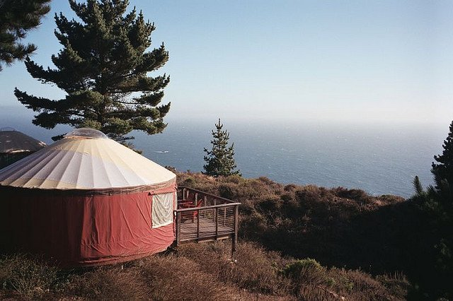 Treebones Resort, California - Glamping destinations for travel snobs - GlobalGrasshopper.com