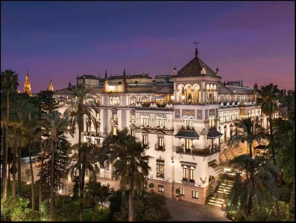 cool hotel Seville