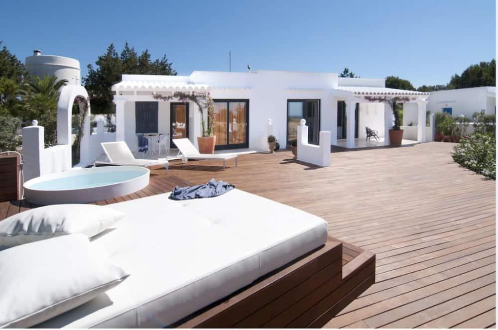 A cool hotel in Formentera in Spain