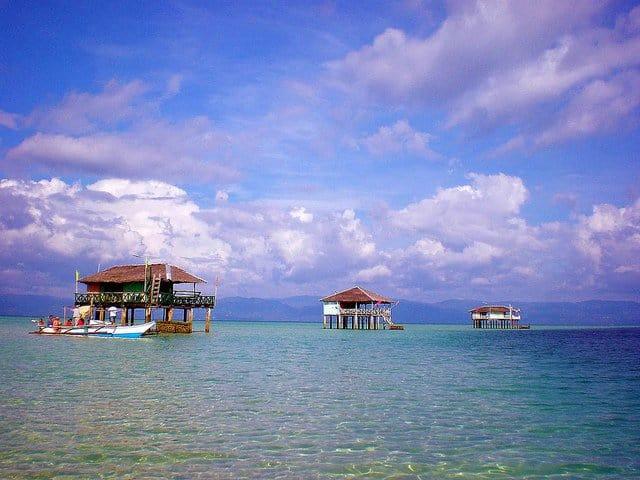 Bais Sandbar, Negros Oriental, Philippines on GlobalGrasshopper.com