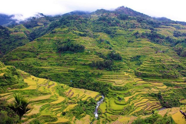 Banaue Rice Terraces, Northern Luzon, Philippines on GlobalGrasshopper.com