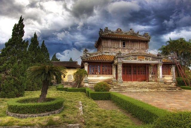 Citadel, Hue Vietnam on GlobalGrasshopper.com