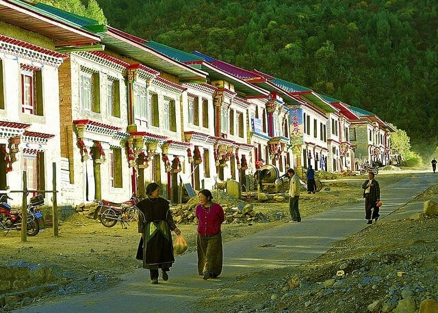 Eastern Tibet, places to visit in China and Tibet