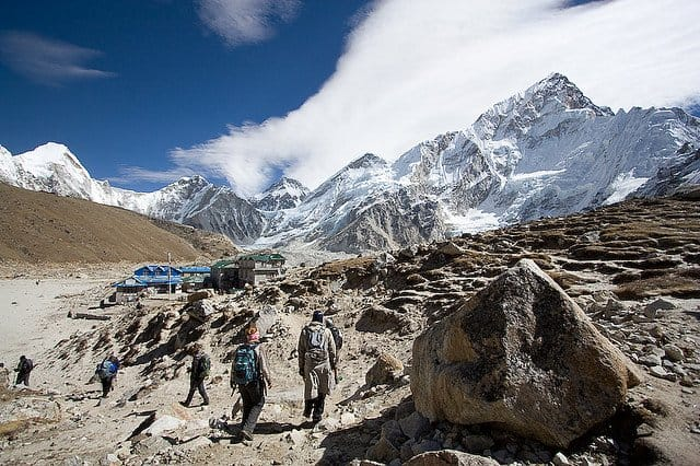 Everest Base Camp, places to visit in China on GlobalGrasshopper.com