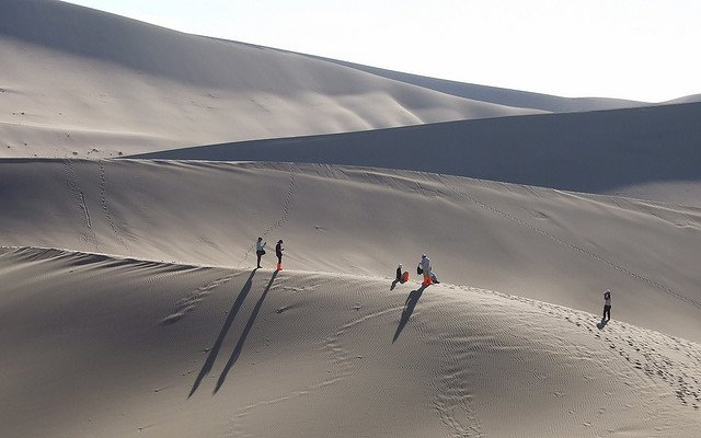 Gobi Desert, places to visit in China on GlobalGrasshopper.com