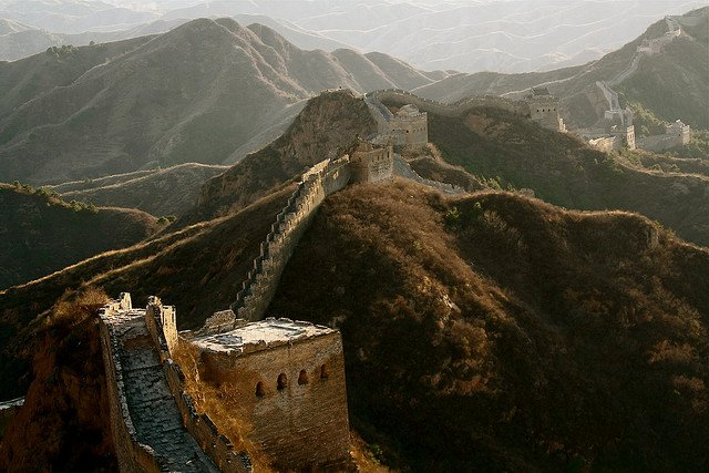 Great Wall of China, places to visit in China on GlobalGrasshopper.com
