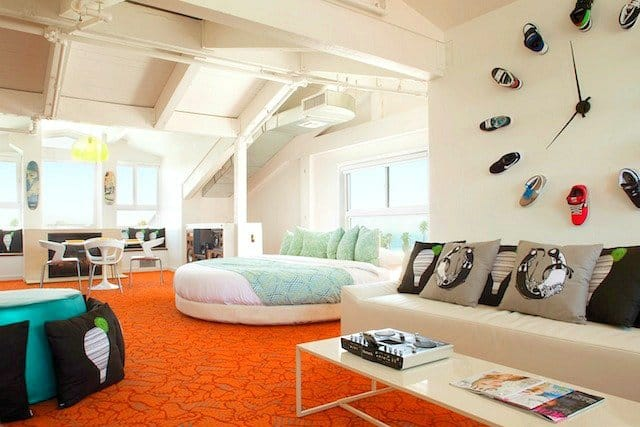 Top 12 cool and unusual hotels in Los Angeles