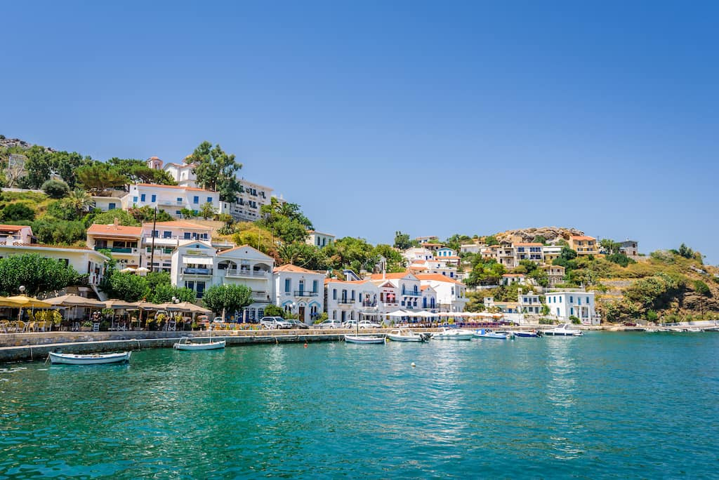 Icaria Greek Island