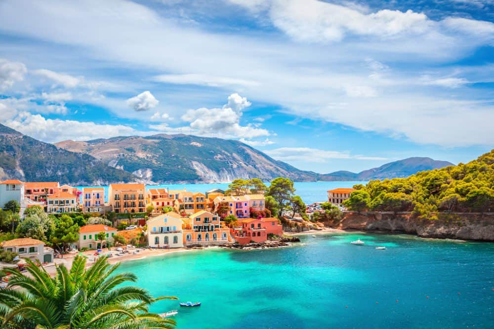 Kefalonia - most beautiful places to visit in Greece