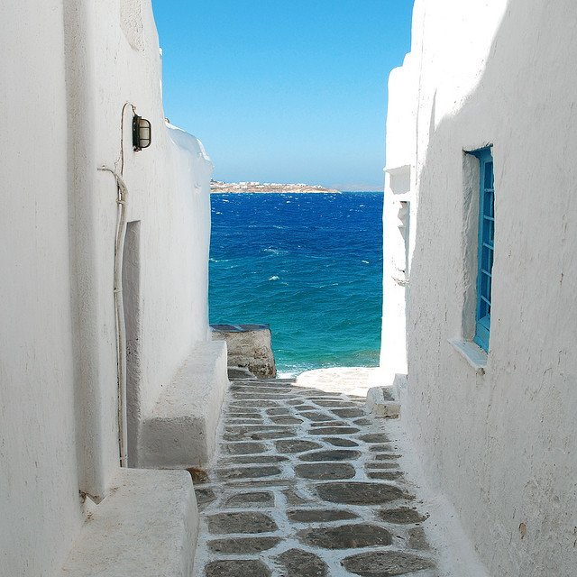 Mykonos - most beautiful places to visit in Greece on GlobalGrasshopper.com