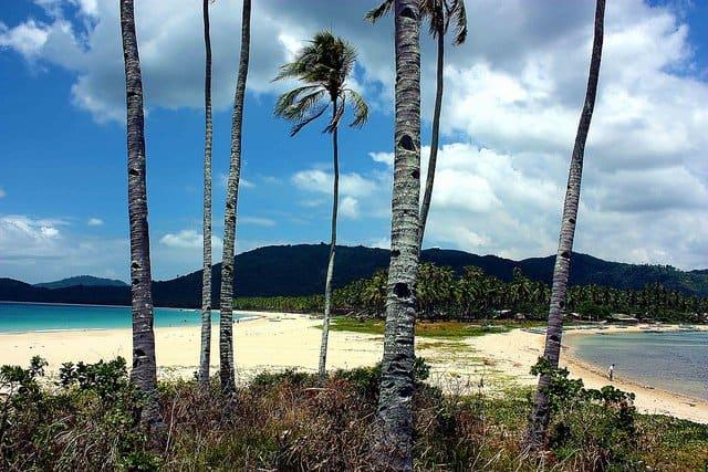 Nacpan and Calitang Beach, El Nido, Philippines on GlobalGrasshopper.com