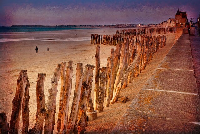 Saint Malo, places to visit in France on GlobalGrasshopper.com