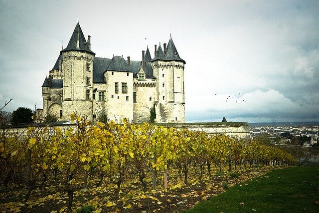 Saumur, places to visit in France on GlobalGrasshopper.com