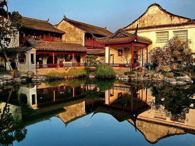 Suzhou Gardens, places to visit in China on GlobalGrasshopper.com