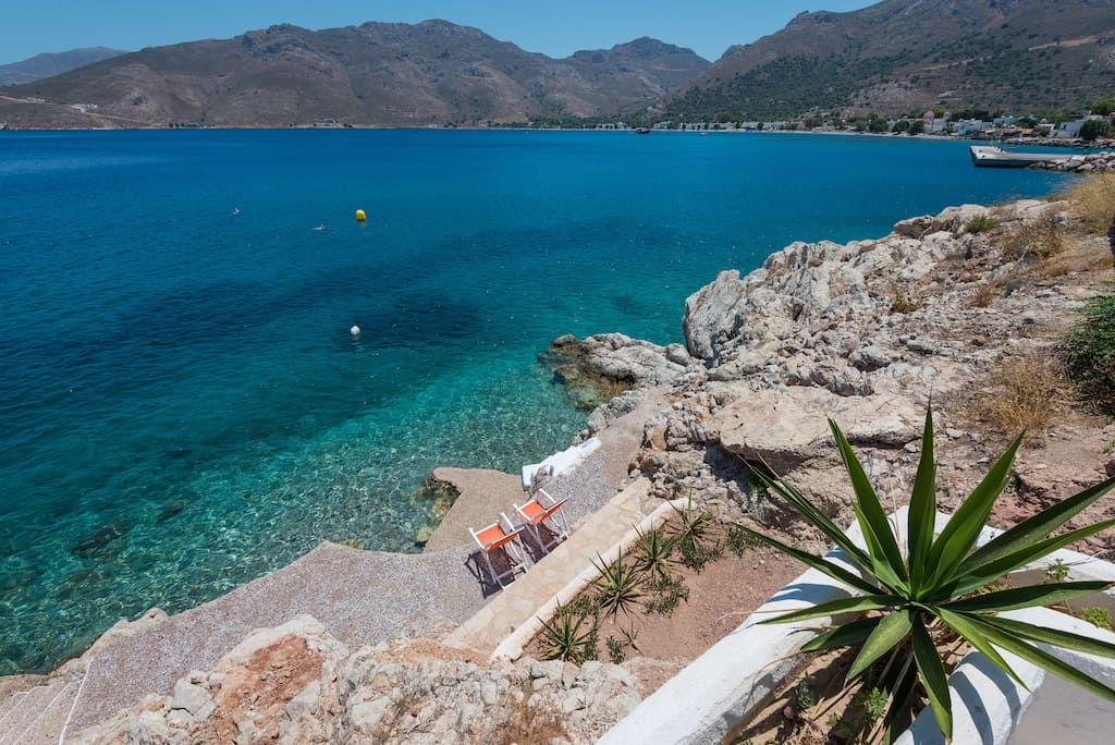 Tilos Greek Island